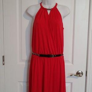 Michael Kors Hi-Low Dress